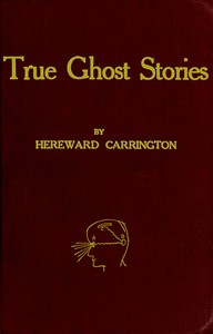 Cover of True Ghost Stories
