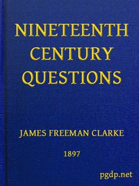 Cover of Nineteenth Century Questions