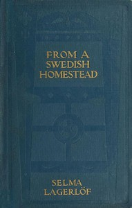 Cover of From a Swedish Homestead