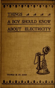 Cover of Things a Boy Should Know About ElectricitySecond Edition