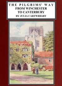 Cover of The Pilgrims' Way from Winchester to Canterbury