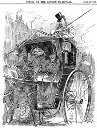 Cover of Punch, or the London Charivari, Vol. 109, July 27, 1895