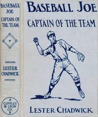 Cover of Baseball Joe, Captain of the Team; or, Bitter Struggles on the Diamond