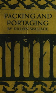 Cover of Packing and Portaging