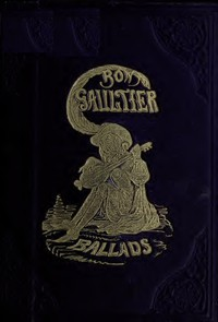 Cover of The Book of Ballads Eleventh Edition, 1870