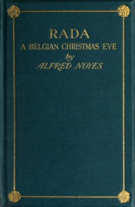 Cover of Rada: A Belgian Christmas Eve