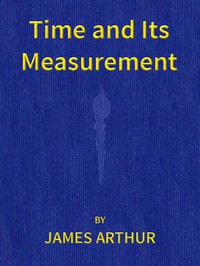 Cover of Time and Its Measurement