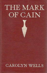 Cover of The Mark of Cain