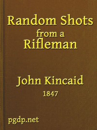 Cover of Random Shots from a Rifleman