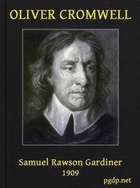 Cover of Oliver Cromwell