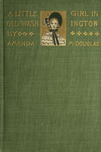 Cover of A Little Girl in Old Washington