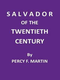Cover of Salvador of the Twentieth Century