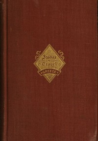 Cover of Studies of Travel: Greece
