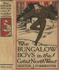 Cover of The Bungalow Boys in the Great Northwest