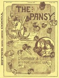 The Pansy Magazine, January 1886