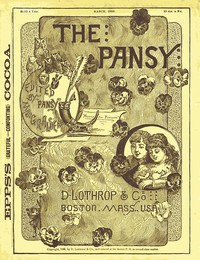 The Pansy Magazine, March 1886
