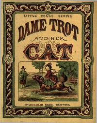 Dame Trot and Her Cat