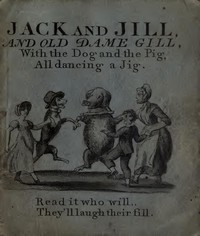 Cover of Jack and Jill and Old Dame Gill
