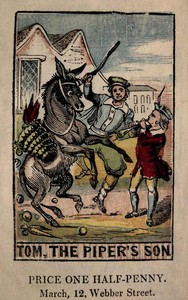 Cover of Tom, the Piper's Son