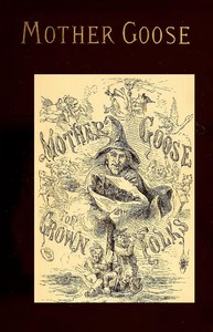 Cover of Mother Goose for Grown Folks