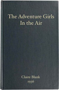 Cover of The Adventure Girls in the Air