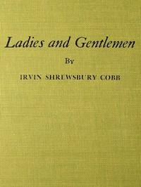 Cover of Ladies and Gentlemen