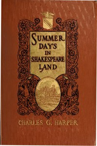 Cover of Summer Days in Shakespeare Land