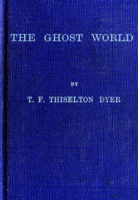 Cover of The Ghost World