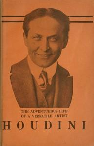 Cover of The Adventurous Life of a Versatile Artist: Houdini