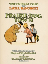 Cover of Prairie-Dog Town