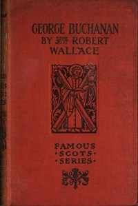 Cover of George Buchanan