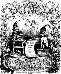 Punch, or the London Charivari, Vol. 109, 16th November, 1895