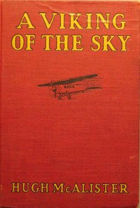 Cover of A Viking of the Sky: A Story of a Boy Who Gained Success in Aeronautics