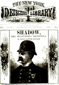 Cover of Shadow, the Mysterious Detective