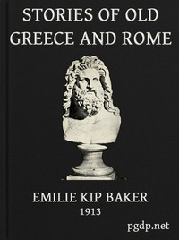 Cover of Stories of Old Greece and Rome