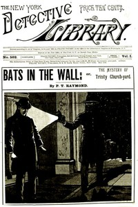 Bats in the Wall; or, The Mystery of Trinity Church-yard