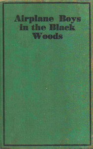 Cover of Airplane Boys in the Black Woods