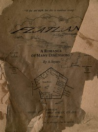 Cover of Flatland: A Romance of Many Dimensions