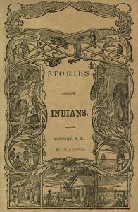 Cover of Stories about Indians