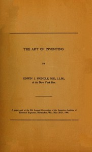 The Art of Inventing