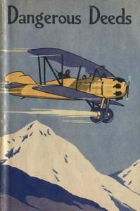 Cover of Dangerous Deeds; Or, The Flight in the Dirigible