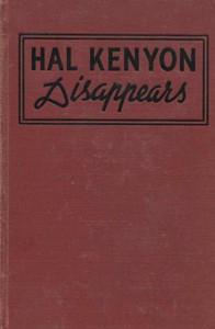 Hal Kenyon Disappears