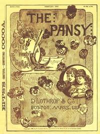 The Pansy Magazine, February 1886
