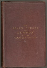 Cover of The Seven Curses of London