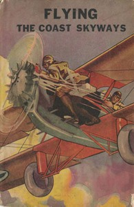Cover of Flying the Coast Skyways; Or, Jack Ralston's Swift Patrol