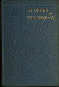 Cover of By order of the company
