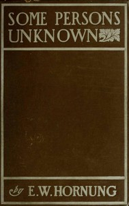 Cover of Some Persons Unknown