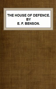 Cover of The House of Defence v. 1
