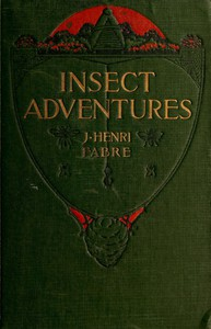 Cover of Insect Adventures