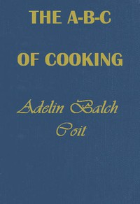 Cover of The ABC of Cooking